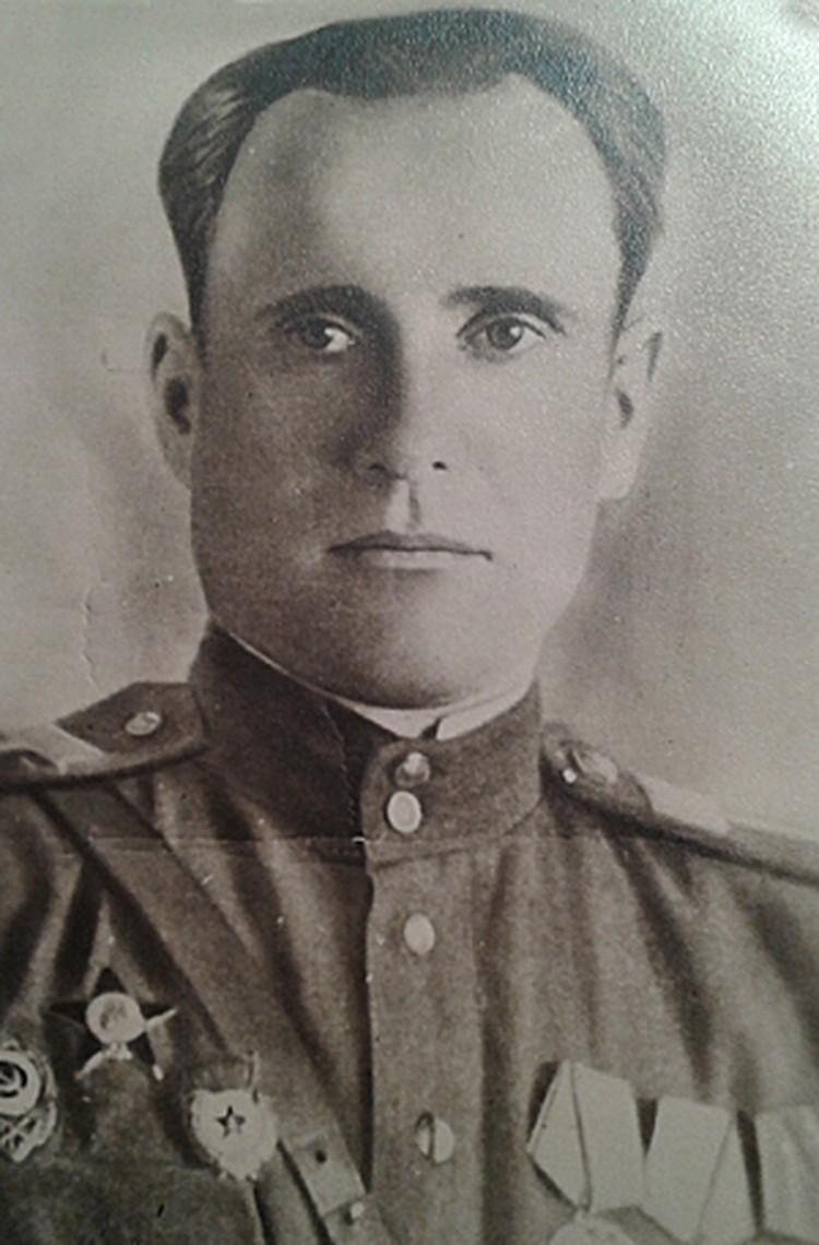 Павел Белоусов был ранен 5 раз и дважды контужен.