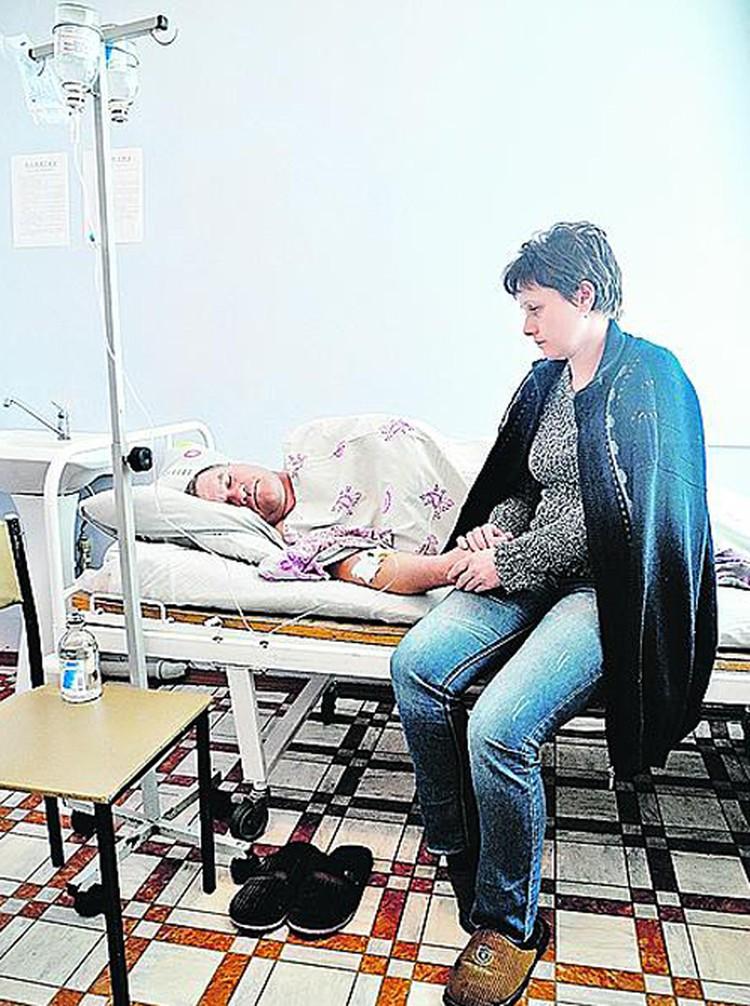 Александр Павлюченко - три раза. В последний раз он уснул в день приезда корреспондента «КП».