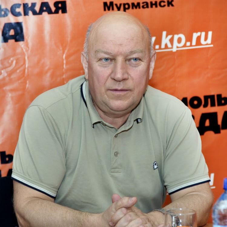Сергей Махотин, генеральный директор ООО «Севрос»