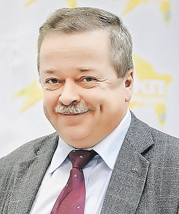 Сергей Девятов.