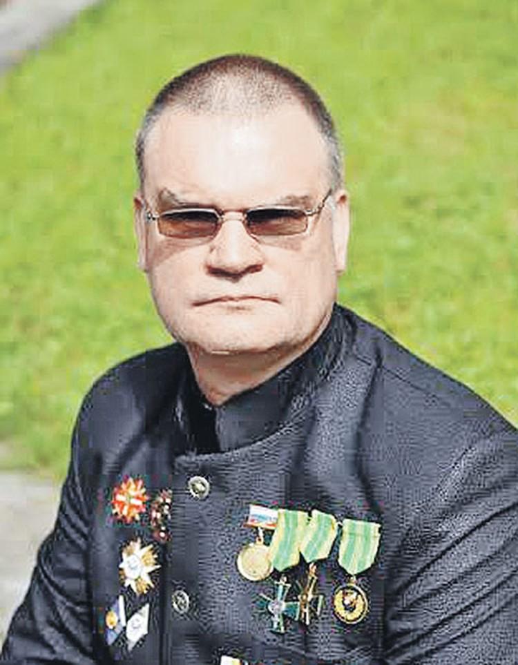 Латвийский правозащитник Эйнарс Граудиньш