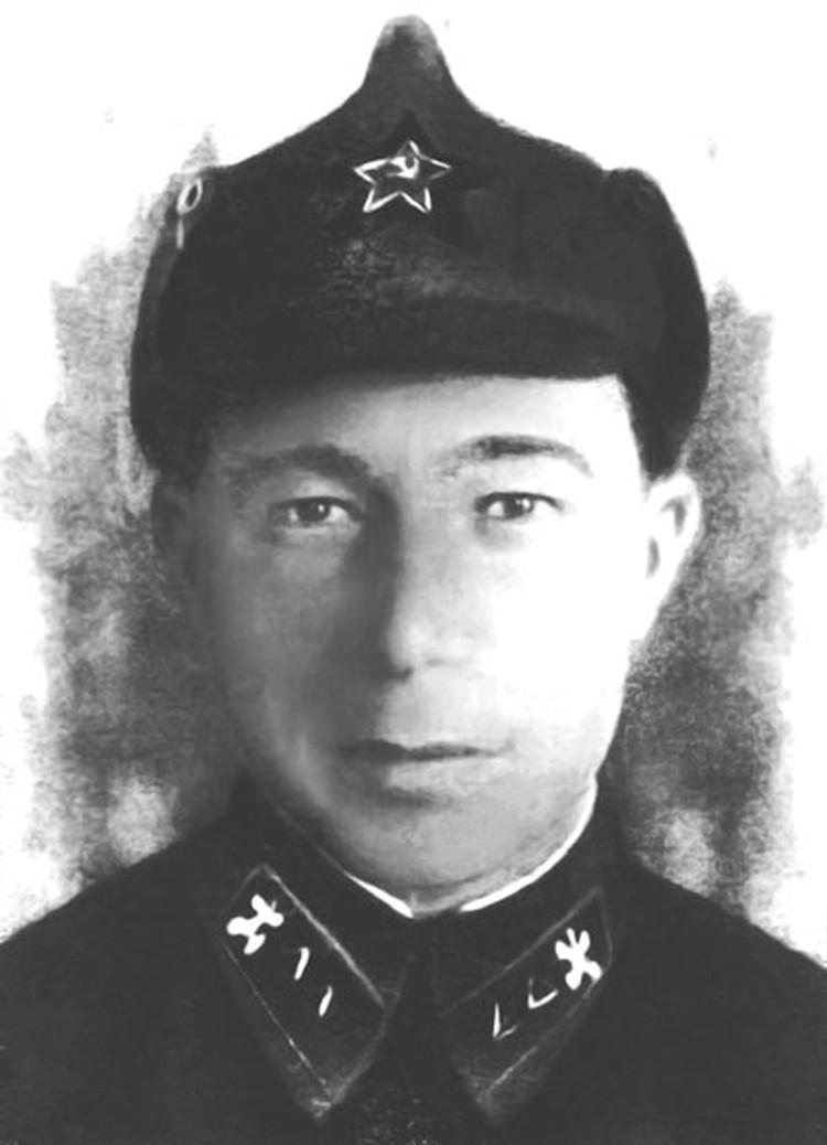 Хайрулла Мамбетджанов