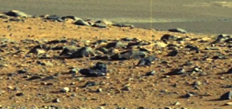 Башмак на Марсе