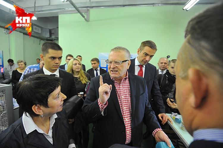 Лидер ЛДПР готов рассказать британцам о смерти экс-агента ФСБ