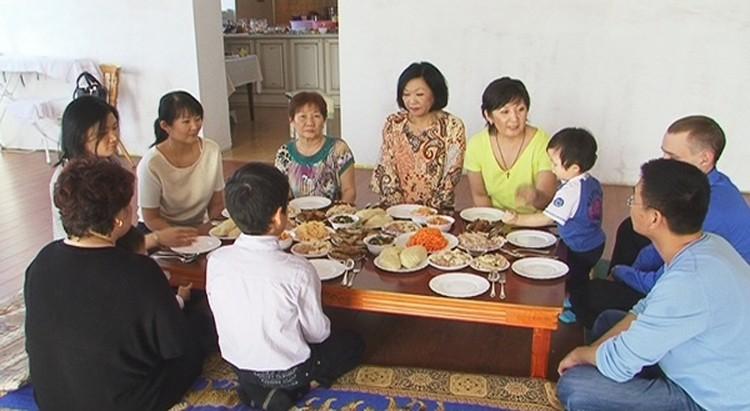 В гостях у корейцев