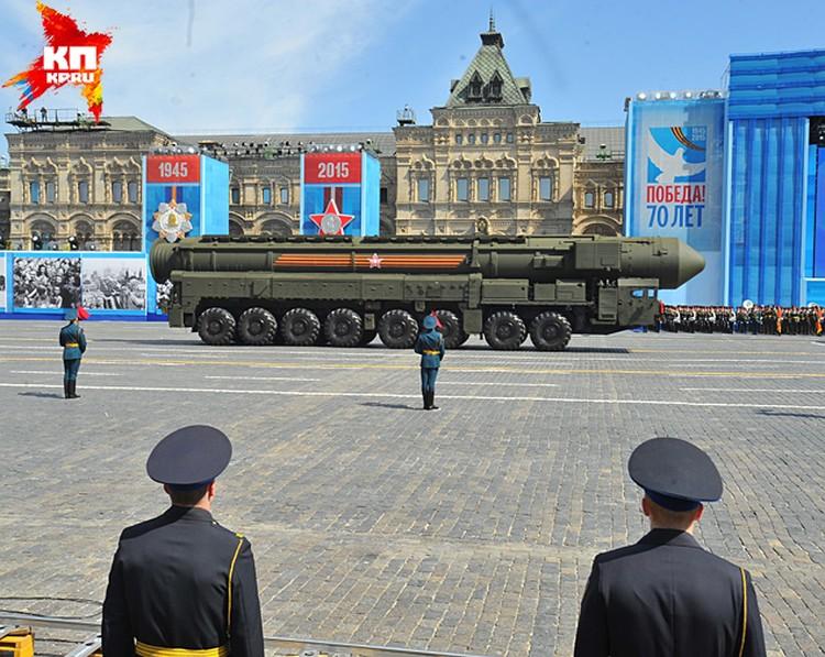 Исторический Парад Победы стал историей