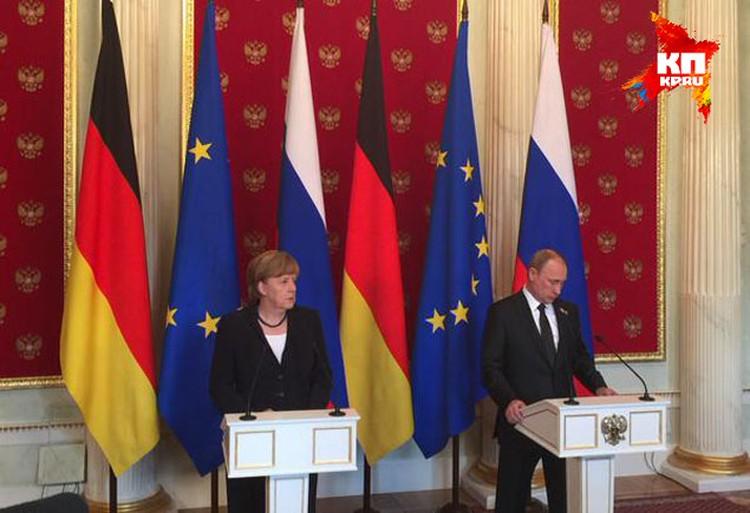 Меркель: Наша ночь в Минске — это была жесткая ночь