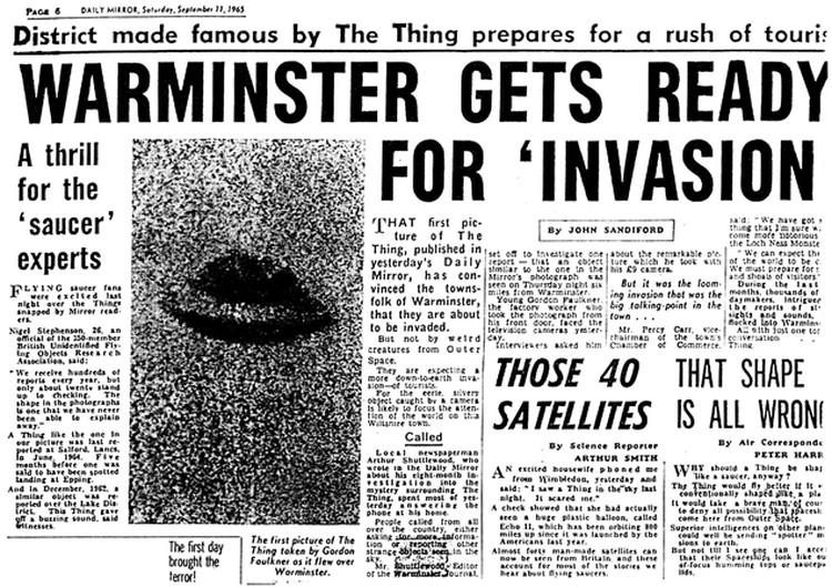 Лондонские газеты писали о событиях в городе под аршинными заголовками.
