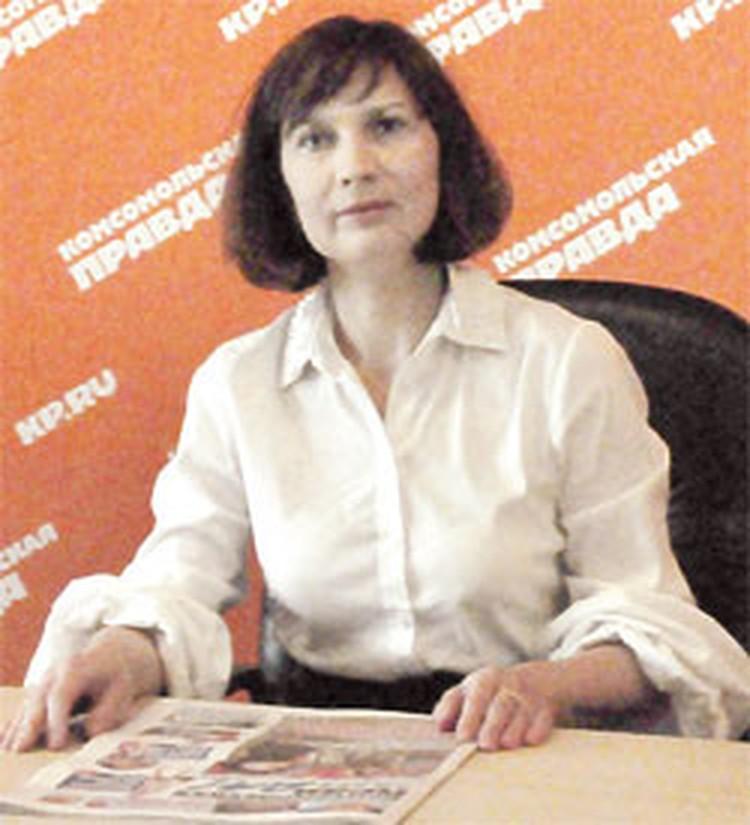 Лариса Боришполь.