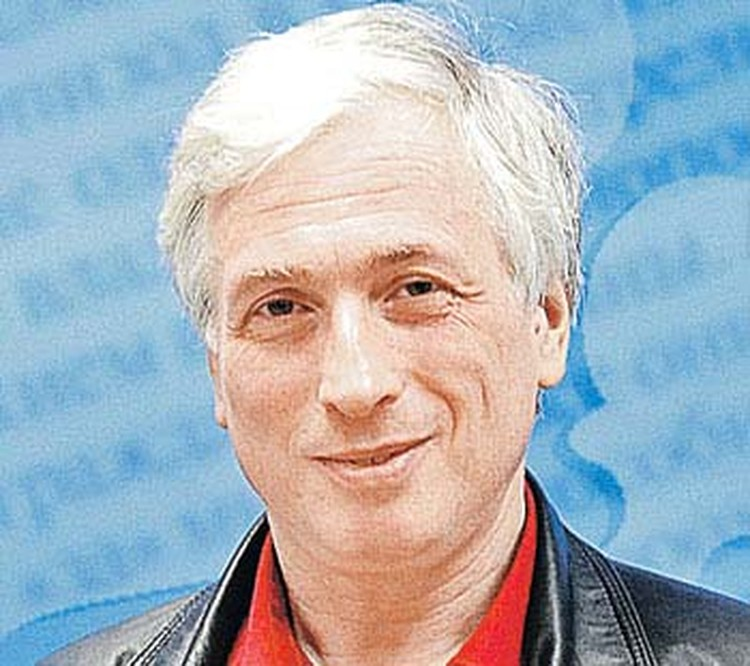 Писатель Леонид Млечин.