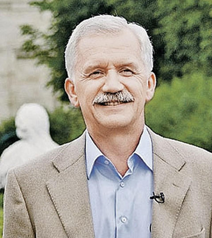 Писатель и историк Леонид Мясников. Фото: личный архив.