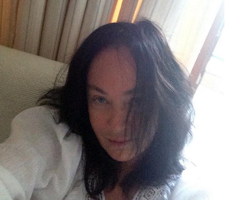 Похудевшая Лариса Гузеева отругала поклонника