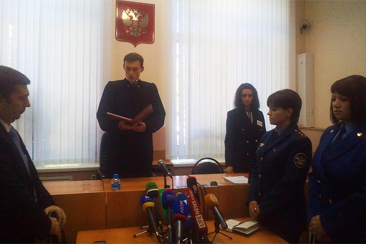 Судья Илья Галаган постановил - Васильеву освободить.