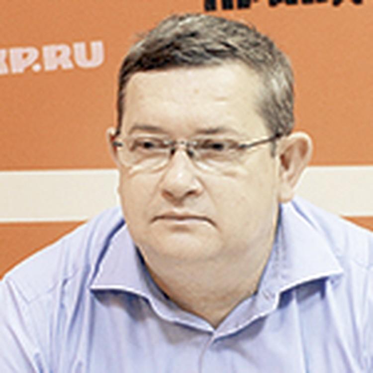 Игорь Мокраусов