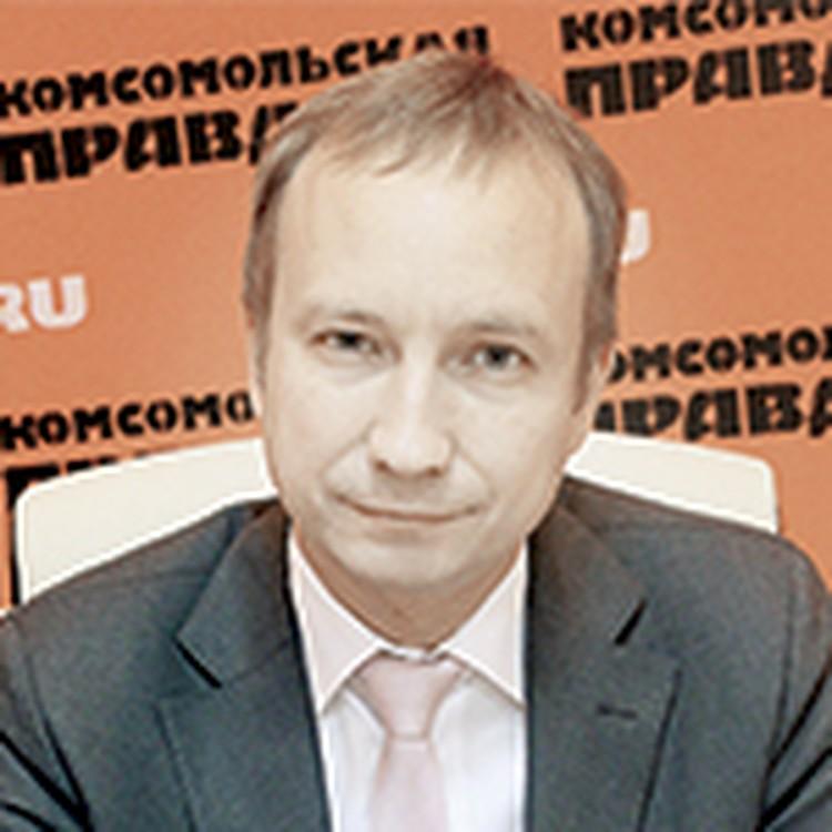 Сергей Горяинов