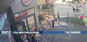 """В Минске автомобиль сбил 17-летнего подростка, который стоял в """"живой цепи"""" на проезжей части"""