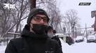 Жители аварийного дома-музея в Перми проводят по нему экскурсии