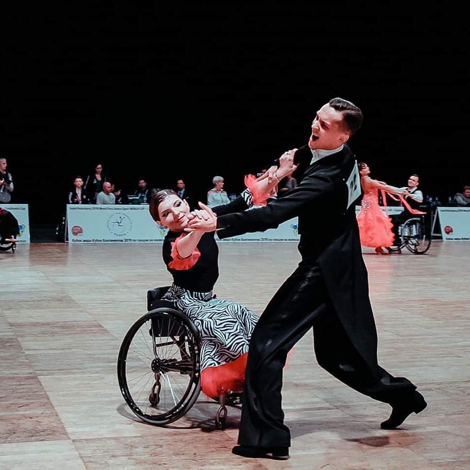 """""""Танцы наполняют жизнь новым смыслом"""""""