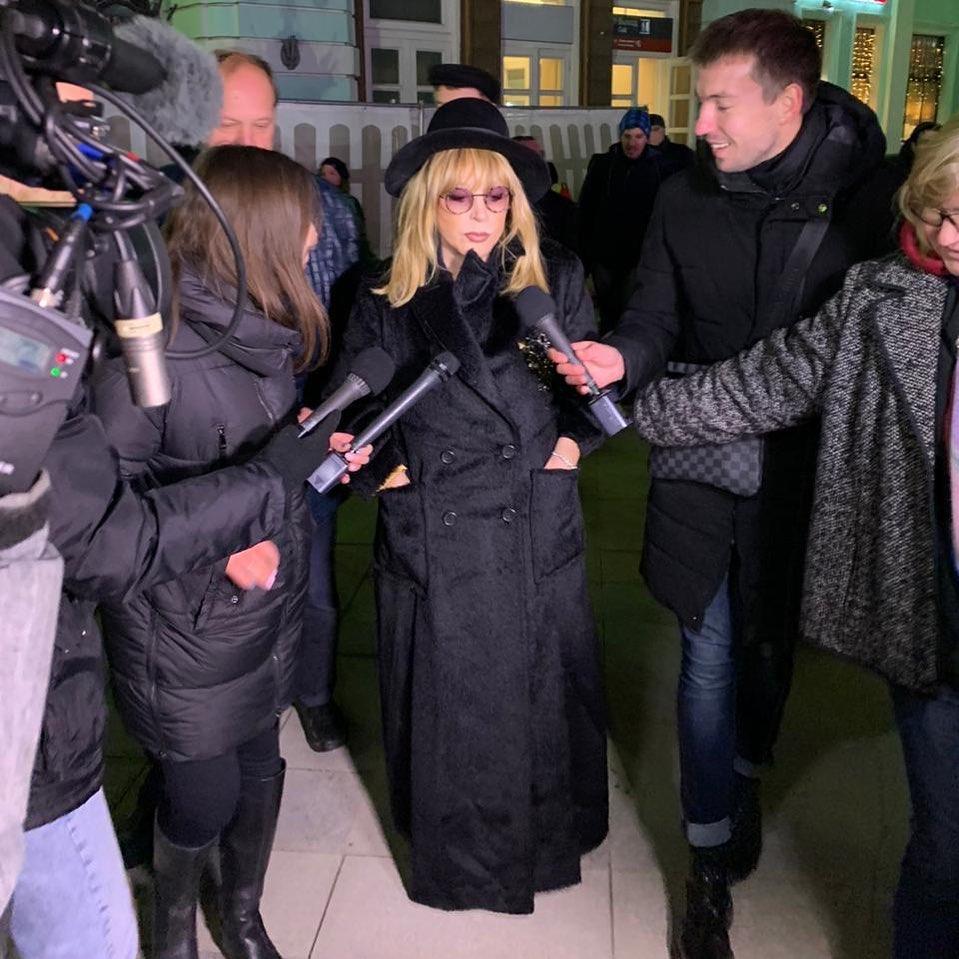 Примадонна даст большой концерт в Минске