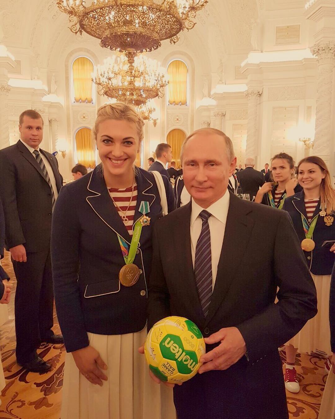 Президент РФ! Путин Владимир Владимирович!