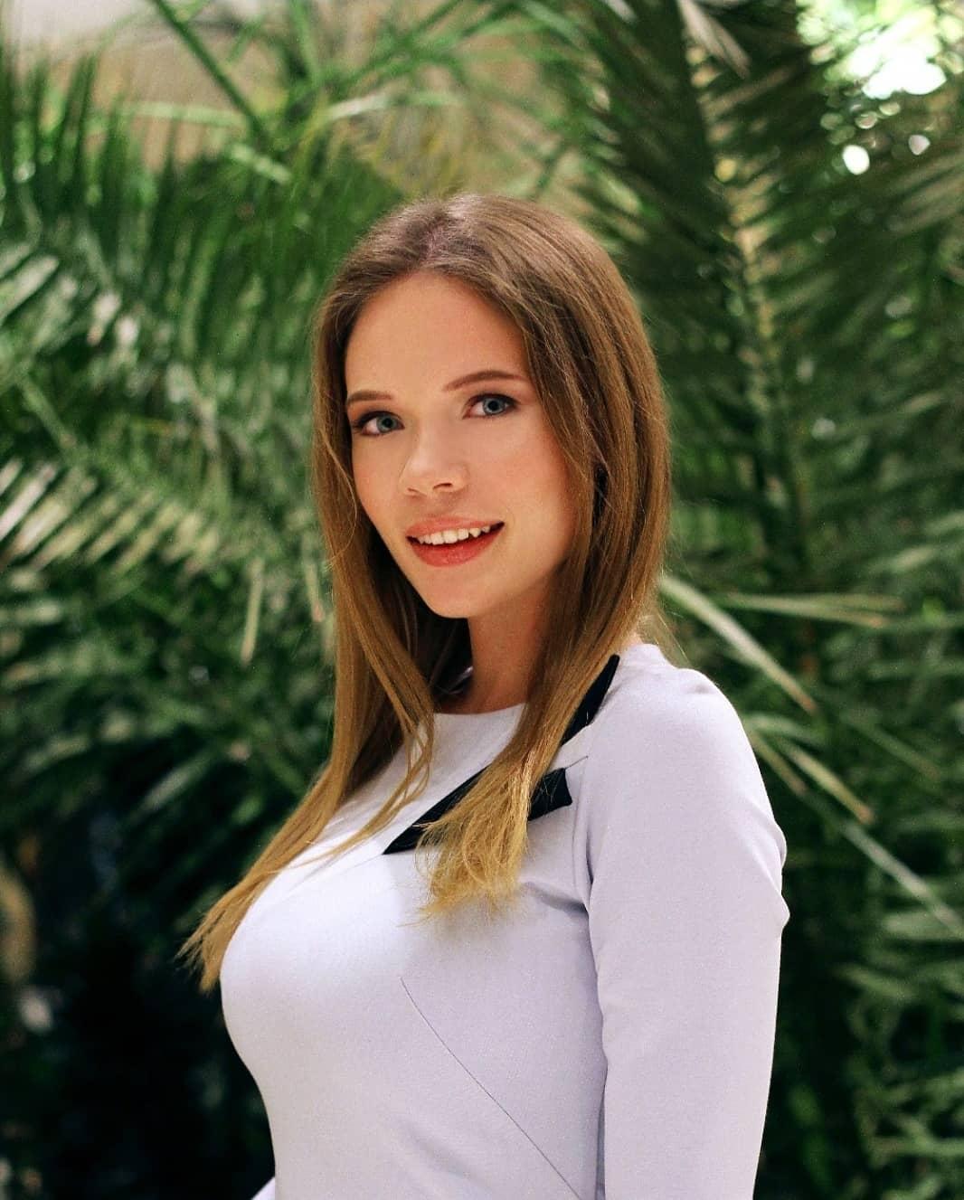 """ПАЛЕНОВА КСЕНИЯ Финалистка конкурса """"Мисс Москва-2018"""""""