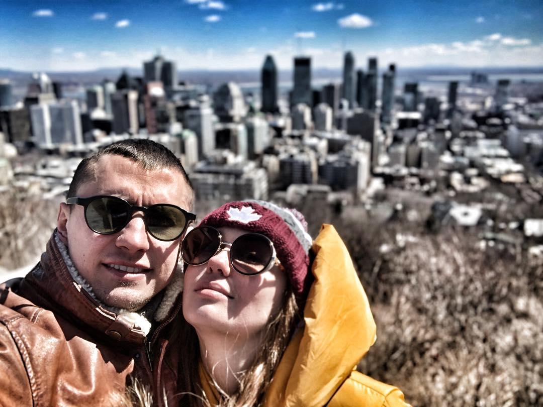 Павел Прилучный девять лет счастлив в браке с Агатой Муцениеце