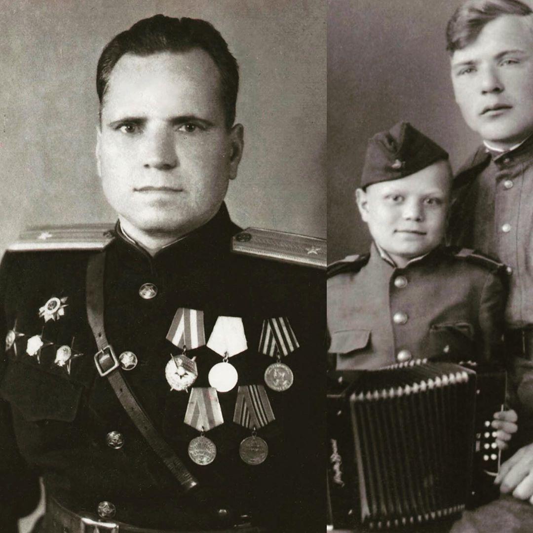 С ДНЁМ ПОБЕДЫ ВАС И ВАШИ СЕМЬИ! На фото мой Дедушка ВАСИЛИЙ ГРИГОРЬЕВИЧ ПОПЛАВСКИЙ