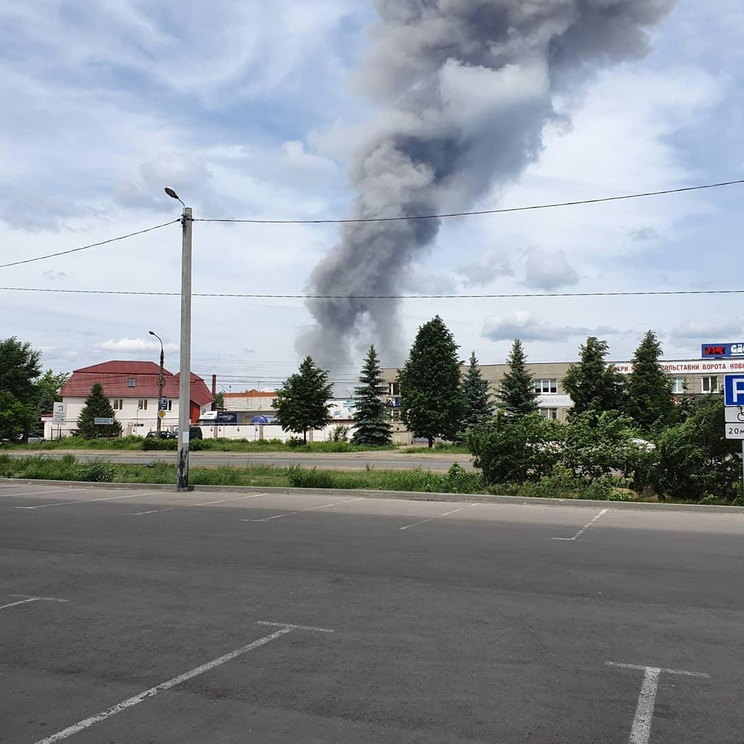 Всех с первым днем лета!!! Взрыв на Свердлова!!! #дзержинск #взрывсвердлово