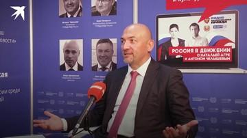Виктор Парахин: «Россия станет транспортным мега-хабом»