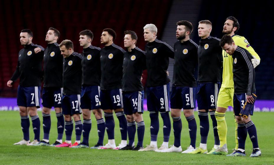 Шотландская сборная одна из самых амбициозных команд мира. Фото: Reuters