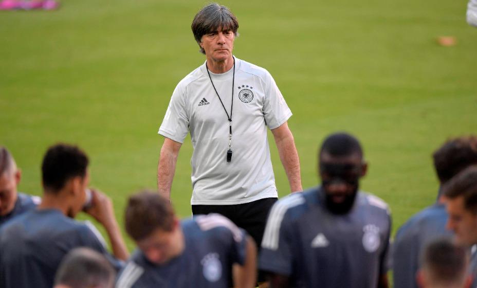 Главный тренер немцев Йоахим Лев поделился ожиданиями от матча с Венгрией. Фото: Global Press Look