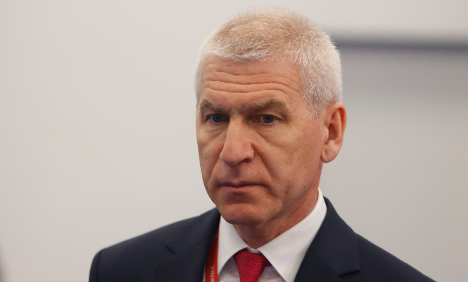 Министр спорта Олег Матыцин выступил за лимит на легионеров в РПЛ. Фото: Global Press Look