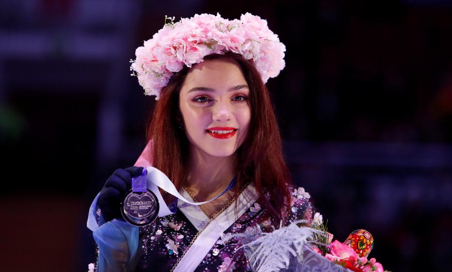 Фигуристка Евгения Медведева вспомнила, как уходила от Этери Тутберидзе. Фото: Reuters