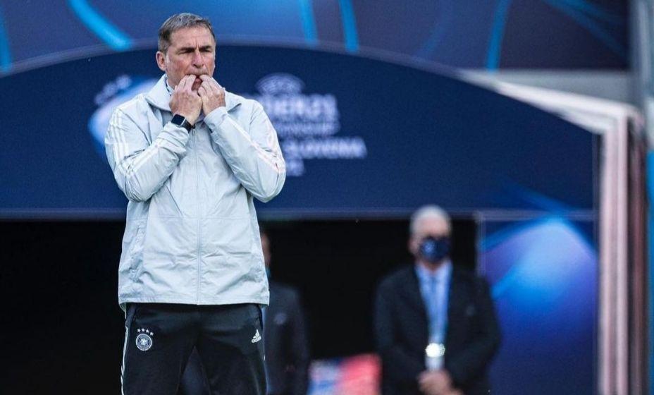 Главный тренер молодежной сборной Германии Штефан Кунц умеет искать таланты. Фото: Инстаграм Штефана Кунца