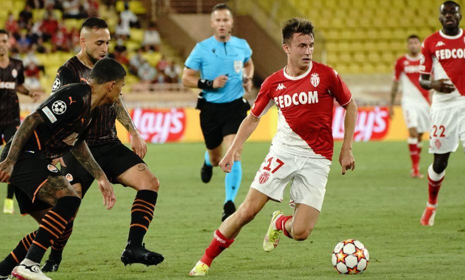 «Монако» Александра Головина в начале сезона показывает ужасные результаты. Фото: Reuters