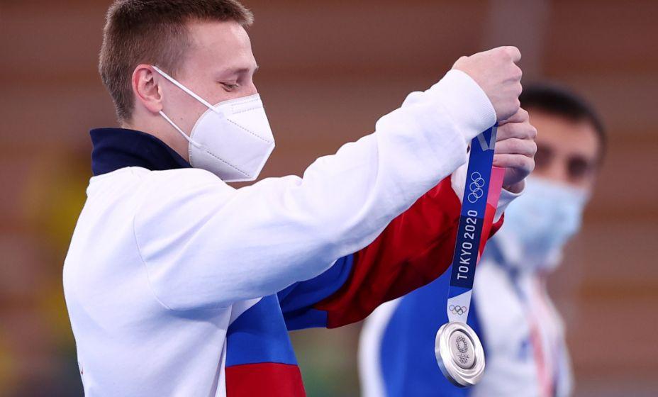 Российский гимнаст Денис Аблязин заслужил золото, но ему вручили только серебро. Фото: Reuters