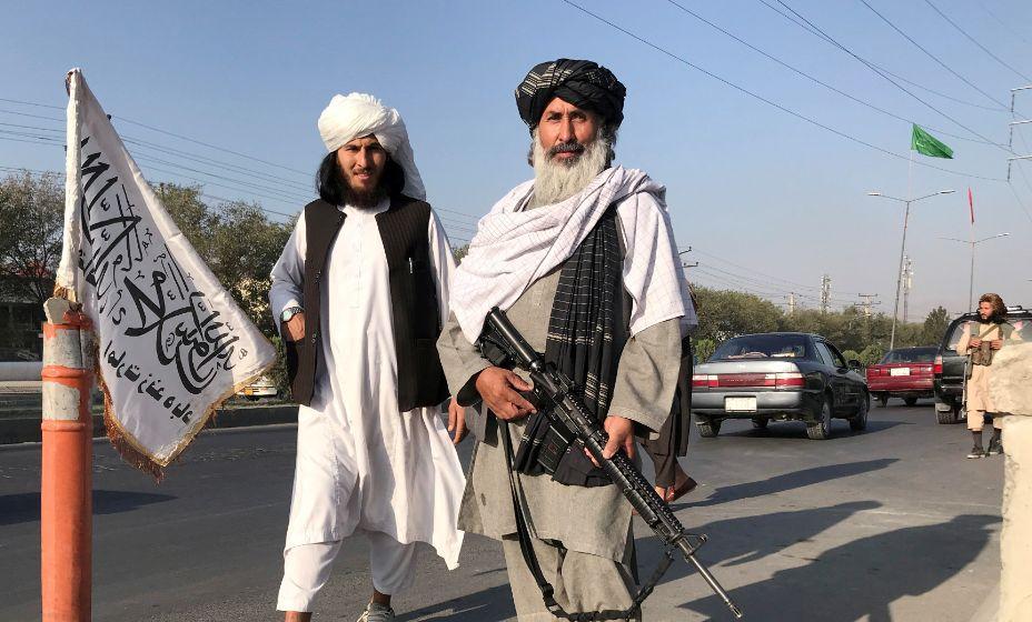 Запрещенная в России организация «Талибан» захватила власть в Афганистане. Фото: Reuters