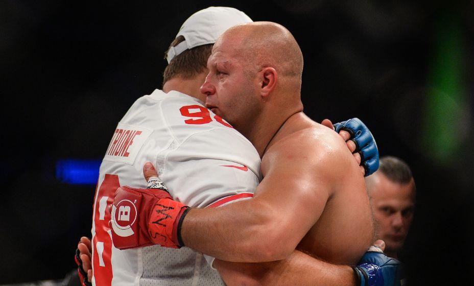 Федор Емельяненко готовится к бою, который может стать последним в его карьере. Фото: Global Look Press
