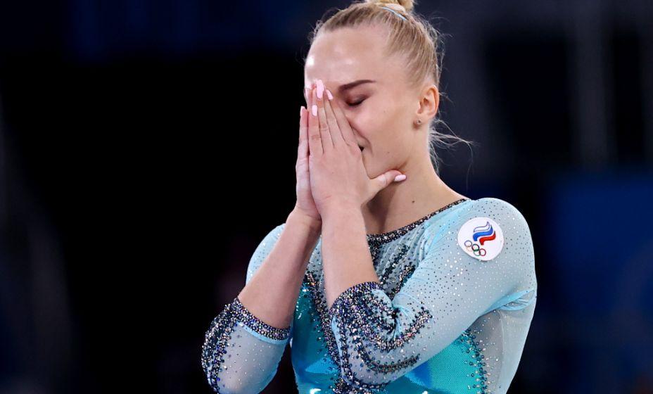 Ангелина Мельникова завоевала бронзу! Фото: Reuters