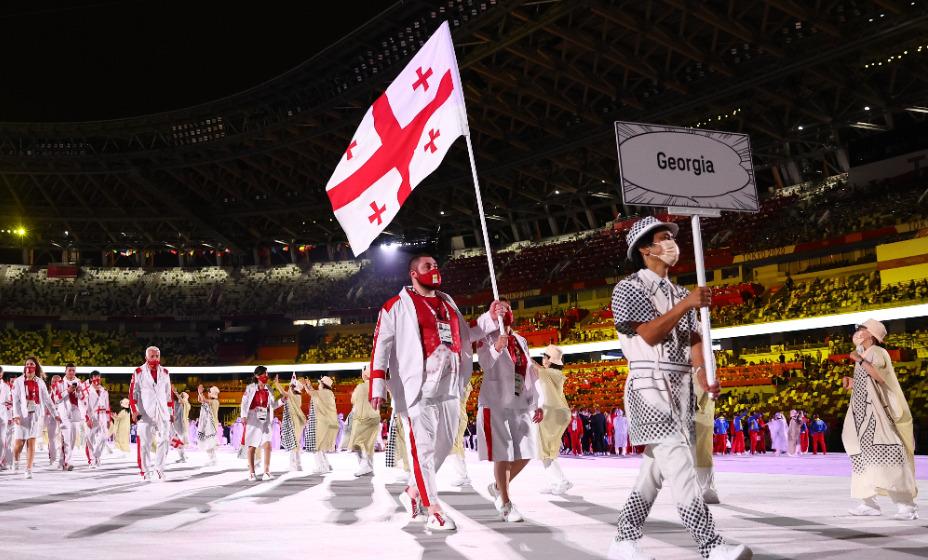 Грузинский толкатель ядра Беник Абрамян отстранен от Олимпийских игр из-за допинга. Фото: Reuters