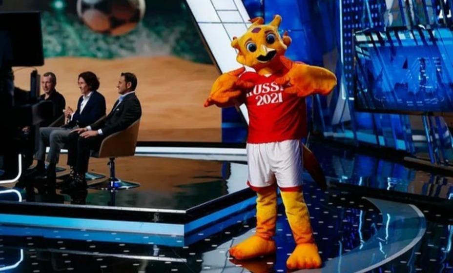 В России представили талисмана чемпионата мира по пляжному футболу. Его зовут Жаришка. Фото: Инстаграм по пляжному футболу России