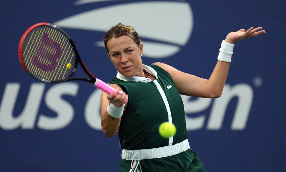 Анастасия Павлюченкова пробилась в четвертый круг US Open. Фото: Reuters