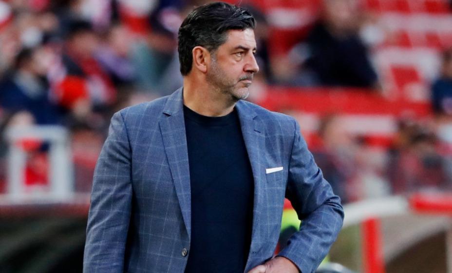 Главный тренер «Спартака» Руй Витория не хочет уходить из клуба. Фото: Reuters