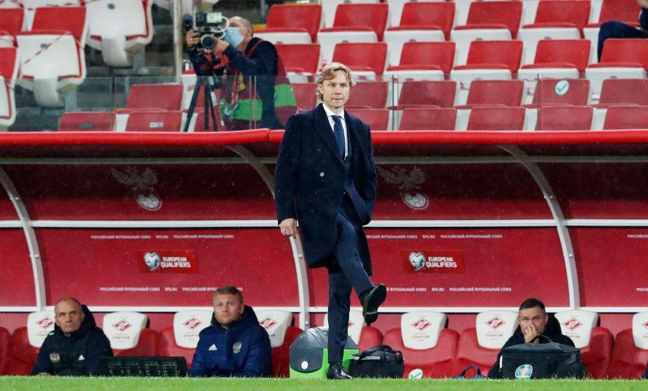 Валерий Карпин сделал еще один шаг на посту главного тренера сборной России. Фото: Reuters