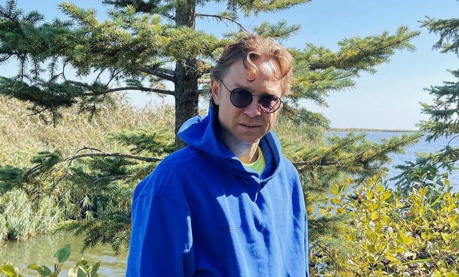 Главный тренер сборной России по футболу Валерий Карпин умеет отдыхать. Фото: Инстаграм Валерия Карпина