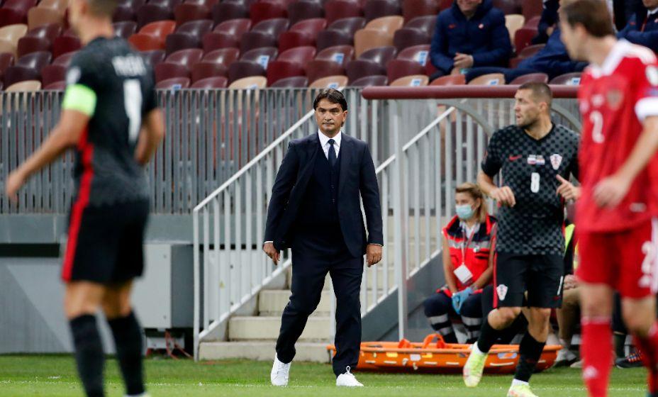 Главный тренер хорватов признался в любви к стадиону. «Лужники». Фото: Reuters