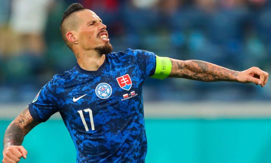 Марек Гамшик до сих пор показывает отличный футбол. Фото: Global Look Press