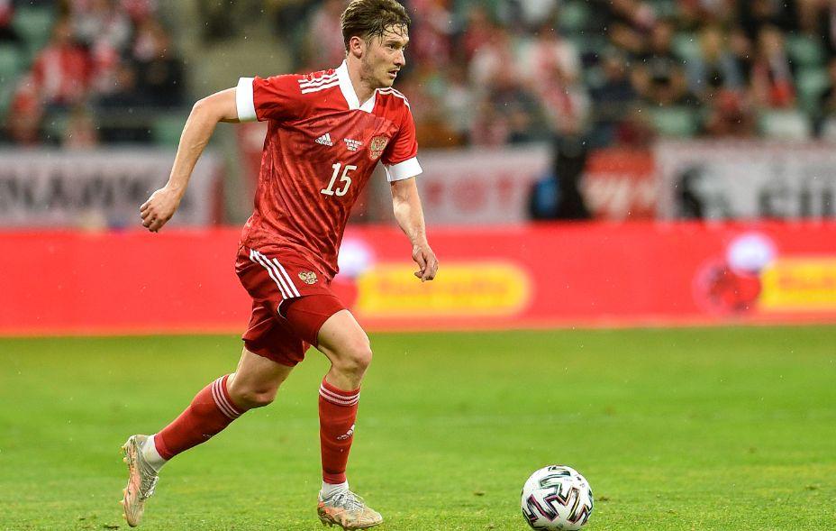 Скромность и отсутствие игровой практике могут помешать Алексею Миранчуку проявить себя в матчах со Словакией и Словенией. Фото: Global Look Press